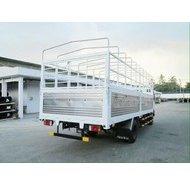bán xe tải trả góp, xe tải isuzu QKR 1.9 tấn vào thành phố mọi lúc thùng dài 4.3m giá 478 triệu tại Tp.HCM