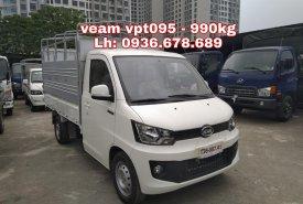 Giá xe tải Veam VPT095 rẻ nhất, tải trọng 990kg, điều hòa, trợ lực, hỗ trợ trả góp giá 225 triệu tại Hà Nội