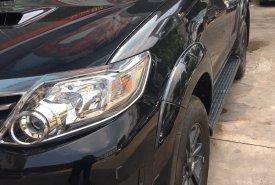 Cần bán xe Toyota Fortuner 2.5G MT 2016 màu đen giá 895 triệu tại Tp.HCM