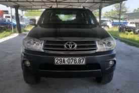 Cần bán xe Toyota Fortuner 2.7V 4x4 sản xuất 2011, màu xám, 560tr giá 560 triệu tại Hà Nội
