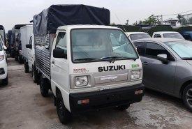 Bán xe Suzuki Carry Truck 550kg tiêu chuẩn Euro 4 đời 2018 trả góp giá 270 triệu tại Tp.HCM