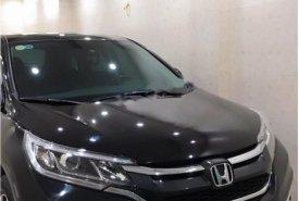 Bán xe Honda CR V 2.4 AT 2017, màu đen chính chủ giá 1 tỷ 90 tr tại Hà Nội