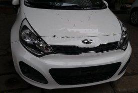 Bán ô tô Kia Rio đời 2013, màu trắng, xe nhập chính chủ giá 455 triệu tại Hải Phòng