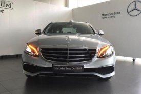 Bán xe Mercedes E200 sản xuất năm 2016, màu bạc giá 1 tỷ 820 tr tại Tp.HCM