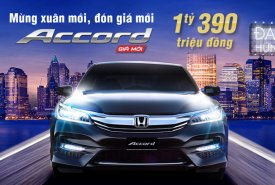 Bán xe Honda Accord giá 1 tỷ 198 tr tại Hà Nội