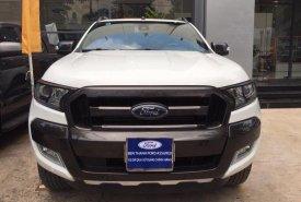 Bán Ford Ranger Wildtrak 3.2L Trắng đời 2015 giá thương lượng hỗ trợ vay ưu đãi Hotline: 090.12678.55 giá 835 triệu tại Tp.HCM