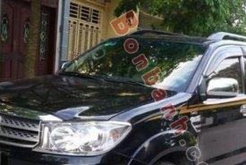 Bán Toyota Fortuner 2.5G đời 2010, màu đen, giá 632tr giá 632 triệu tại Ninh Bình