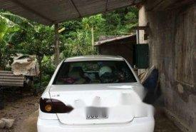 Bán Toyota Corolla altis đời 2002, màu trắng   giá 159 triệu tại Quảng Ninh