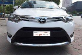 Bán xe Toyota Vios 1.5E CVT 2017 - Trắng giá 545 triệu tại Hà Nội