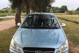 Gia đình bán lại xe Hyundai Getz đời 2010, màu xanh lam giá 245 triệu tại Bắc Giang