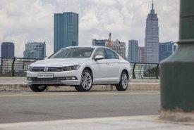 Bán xe Volkswagen Passat E đời 2018, màu trắng, nhập khẩu giá 1 tỷ 480 tr tại Tp.HCM
