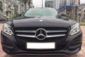 Bán Mercedes C200 đời 2015, màu đen, giá 990tr giá 990 triệu tại Hà Nội