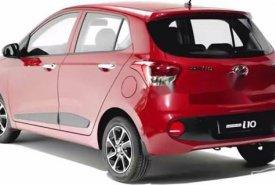 Cần bán Hyundai Grand i10 đời 2018, màu bạc, 380 triệu giá 380 triệu tại Tp.HCM