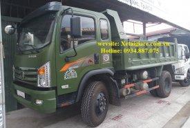 công ty bán xe ben Dongfeng 6.9 tấn – 6t9 – 6.,9 tấn 1 cầu, 2 cầu thùng ben 6 khối giá 460 triệu tại Tp.HCM