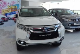 Cần bán Mitsubishi Pajero 4x4AT đời 2020, màu trắng, xe nhập giá 1 tỷ 250 tr tại Tp.HCM