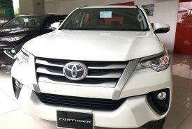 Cần bán rất gấp xe Toyota Fortuner 2.4G MT sản xuất 2018, màu bạc giá 1 tỷ 34 tr tại Tp.HCM