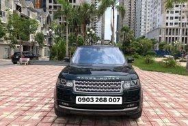 Bán xe LandRover Range Rover HSE năm 2018, màu xanh lục, nhập khẩu giá 5 tỷ tại Hà Nội