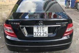 Bán xe Mercedes C200 năm sản xuất 2007, màu đen giá 460 triệu tại Tp.HCM