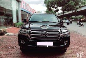 Bán Toyota Land Cruise 4.6, sản xuất và đăng ký 2016, màu đen, nội thất kem, xe siêu mới, biển Hà Nội, giá tốt giá 3 tỷ 820 tr tại Hà Nội