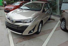 Toyota Vios 1.5G năm 2019, giao xe ngay giá 606 triệu tại Hà Nội