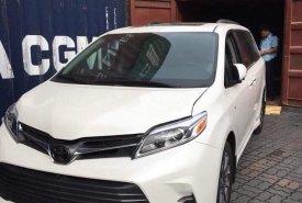 Bán Toyota Sienna 3.5 Limited nhập Mỹ, mới 100%, xe và giấy tờ giao ngay, giá tốt giá 4 tỷ 198 tr tại Hà Nội