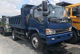Xe ben Jac 7T8 thùng dài 4m, bán xe ben giá rẻ giá 455 triệu tại Tp.HCM