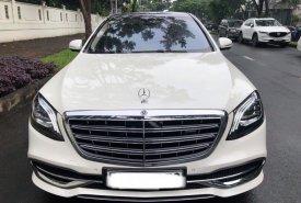 Bán Mercedes Maybach S450 sản xuất 2017,đăng ký 2018,có hóa đơn VAT,lăn bánh 3000Km,thuế sang tên 2%. giá 7 tỷ 120 tr tại Hà Nội