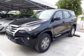 Bán Toyota Fortuner G năm 2018, màu đen, xe nhập nguyên chiếc giá 1 tỷ 26 tr tại Nam Định