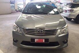 Bán Toyota Innova số sàn , màu ghi xám năm 2012 giá 550 triệu tại Tp.HCM