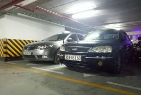 Bán Ford Laser 1.8AT sản xuất năm 2004, màu đen, giá chỉ 229 triệu  giá 229 triệu tại Hà Nội