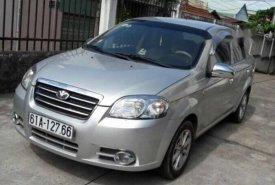 Bán ô tô Daewoo Gentra 2009, màu bạc số sàn, giá 240tr  giá 240 triệu tại Bình Dương