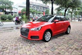 Bán xe Audi A1 2017, màu đỏ, nhập khẩu nguyên chiếc - xe mới 100% giá 1 tỷ 350 tr tại Hà Nội
