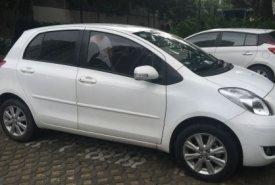 Bán Toyota Yaris 1.5 AT đời 2013, màu trắng chính chủ, giá 470tr giá 470 triệu tại Hà Nội