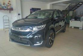 Bán xe Honda CR-V màu đen, bản E giao ngay tháng 8 giá 973 triệu tại Bắc Giang
