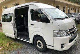Bán ô tô Toyota Hiace 3.0L năm 2018, màu trắng, nhập khẩu 100% giá 999 triệu tại Tp.HCM