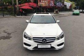 Bán Mercedes E250 AMG năm 2014, màu trắng, siêu mới giá 1 tỷ 495 tr tại Hà Nội
