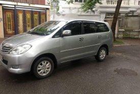 Bán Toyota Innova 2.0G đời 2011, màu bạc chính chủ  giá 420 triệu tại Hà Nội