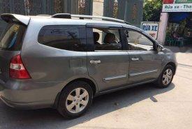 Bán Nissan Grand livina sản xuất năm 2011, màu xám, giá tốt giá 365 triệu tại Tp.HCM