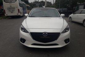 Cần bán gấp Mazda 3 1.5AT đời 2016, màu trắng, giá chỉ 626 triệu giá 626 triệu tại Hà Nội