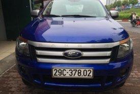 Bán Ford Ranger XLS 2.2 AT 4X2 đời 2014, màu xanh lam, nhập khẩu, 498 triệu giá 498 triệu tại Hà Nội