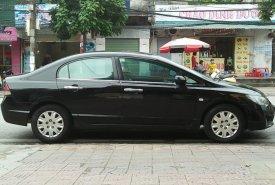 Bán xe ô tô Honda Civic 1.8 MT năm sản xuất 2010, màu đen, giấy tờ chính chủ, biển số đẹp gồm các số 1, 2, 5, 8 giá 450 triệu tại Quảng Ninh