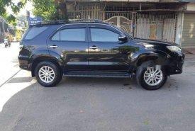 Cần bán lại xe Toyota Fortuner đời 2012, màu đen giá cạnh tranh giá 658 triệu tại Vĩnh Phúc