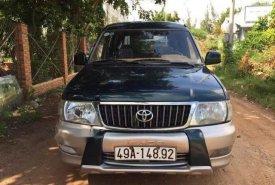 Cần bán lại xe Toyota Zace GL đời 2003, màu xanh giá 245 triệu tại Bình Thuận