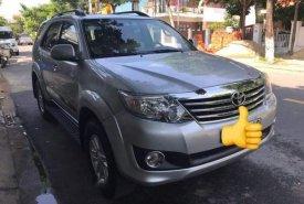 Bán ô tô Toyota Fortuner năm sản xuất 2012, màu bạc   giá 650 triệu tại Đà Nẵng