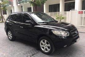 Cần bán Hyundai Santa Fe MLX 2.0L đời 2007, màu đen, xe nhập giá 485 triệu tại Hà Nội