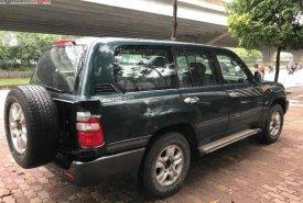 Bán Toyota Land Cruiser đời 2004, nhập khẩu, màu xanh giá 386 triệu tại Hà Nội