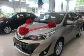Bán Toyota Vios G năm sản xuất 2018, màu bạc, xe mới 100% giá 606 triệu tại Hà Nội