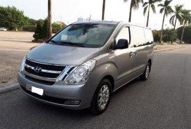 Hyundai Grand Starex  2012, màu xám, nhập khẩu, có đầu vào VAT giá 680 triệu tại Hà Nội