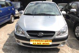 Cần bán xe Hyundai Getz 1.1MT sản xuất 2010, màu bạc, xe nhập, giá chỉ 225 triệu giá 225 triệu tại Hà Nội