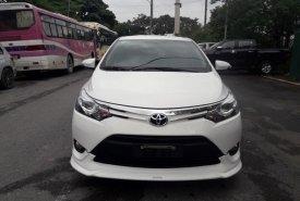 Cần bán gấp Toyota Vios TRD Sportivo đời 2018, màu trắng, giá chỉ 559 triệu giá 595 triệu tại Hà Nội